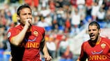 Roma will be looking to overcome Belgian rivals Gent