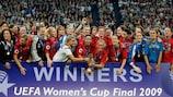 Duisburg rejoice after their 2009 triumph