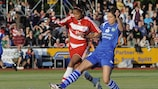 European debutants Bayern München will join UEFA Women's Cup winners Duisburg in the new competition