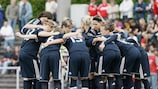 El FC Bayern München se prepara para su participación en la UEFA Champions League Femenina