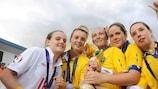 England gewann das letztjährige Finale gegen Schweden