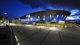 Liverpool's Arena and Convention Centre will host the European Healthy Stadia Conference