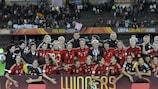 Deutschland feiert den EM-Titel 2009 - in diesem Jahr will die DFB-Elf Weltmeister werden