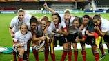 A Alemanha quer voltar a festejar