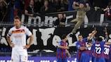 Carlitos' way helps Basel to victory