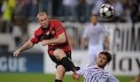 Wayne Rooney könnte gegen Beşiktaş seinen 50. Europapokal-Einsatz feiern