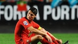 Cristiano Ronaldo feels the pain paying for Portugal