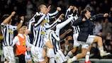 Juventus tankte ordentlich Selbstvertrauen