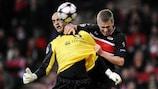 Sinan Bolat erzielte gegen Alkmaar kurz vor Schluss den Ausgleich für Standard