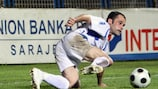 Široki Brijeg captain Dalibor Šilić is aiming for his third league title at the club