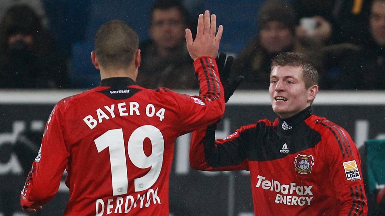 Il Bayer torna in vetta   La UEFA   UEFA.com
