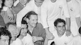 1955/56: Prima edizione al Real Madrid