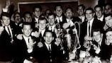 1966/67: El Celtic entra en la historia