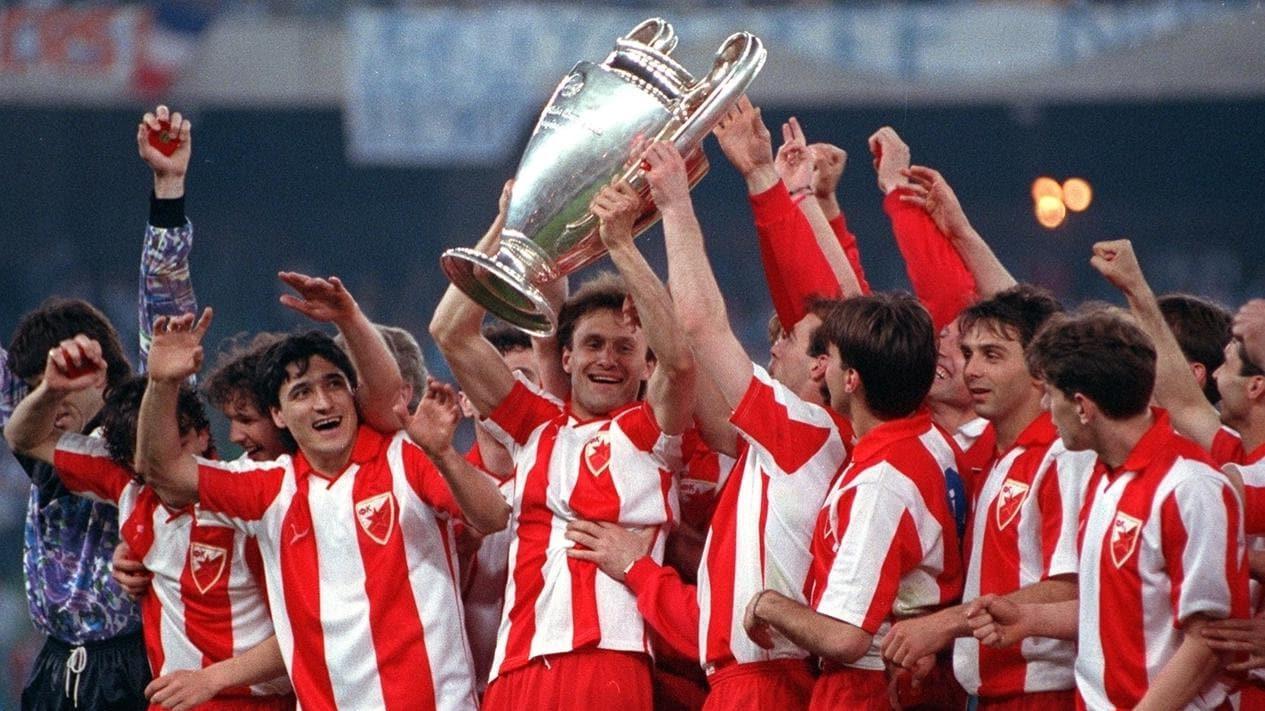1990 91 Roter Stern Zeigt Sich Nervenstark Uefa Champions League Uefa Com