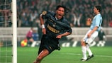 Iván Zamorano hizo el primer gol del Inter