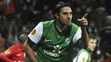 Клаудио Писарро с начала группового этапа забил в Лиге Европы восемь мячей