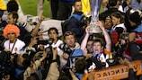 Il successo del Valencia nella Coppa UEFA 2004