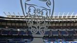 The Estadio Santiago Bernabéu will host Saturday's final