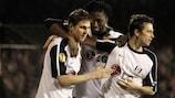 El Fulham certificó su clasificación para los cuartos de final