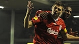 Steven Gerrard helped Liverpool through