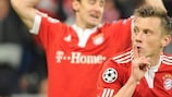 Last-gasp Olić earns Bayern victory