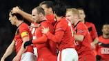 Sir Alex salutes 'marvellous' United