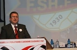 Duka re-elected as Albanian FA president