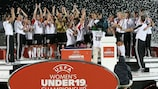 A four-year wait for a fourth triumph by Germany was ended in 2006