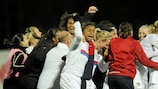 Lyon are French champions again