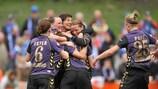 El Duisburgo arranca en la máxima competición europea del fútbol femenino