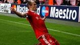 Robben tips balance Bayern's way