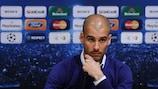 Guardiola prepara la festa all'Inter