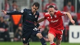 Three-match ban for Ribéry