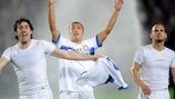 La gioia è nerazzurra, Inter a Madrid