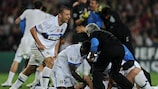Inter ousted titleholders Barcelona to earn their place in the final