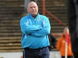 David Jeffrey's Linfield team will travel to Norway with the tie all square