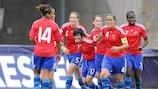Frankreich holte im Juni in Skopje den Titel