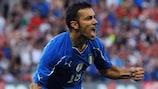 Fabio Quagliarella has joined Juventus on loan