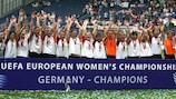 2005: Un successo tutto al femminile
