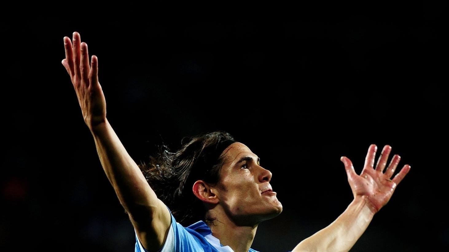 Napoli Sign Cavani From Palermo Uefa Europa League Uefa Com