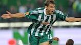 Nikica Jelavić struck twice against Beroe