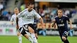 Rosenborg eliminated AIK in the third qualifying round