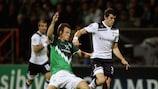 Bremen bounce back to check Tottenham
