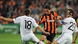 Nervy Shakhtar survive late onslaught