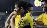 Metalist cruised to a 5-0 victory away against Debrecen