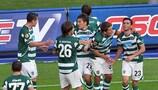 Sporting won away on Matchday 1