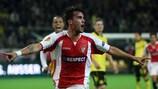 Cigarini gives Sevilla victory at Dortmund