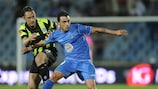Getafe had the edge in the Matchday 1 meeting between the sides