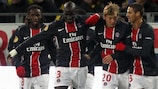 Jallet 'delighted' as PSG stay top