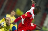 Utrecht have been involved in three tight affairs so far, of which the game against Steaua was typical